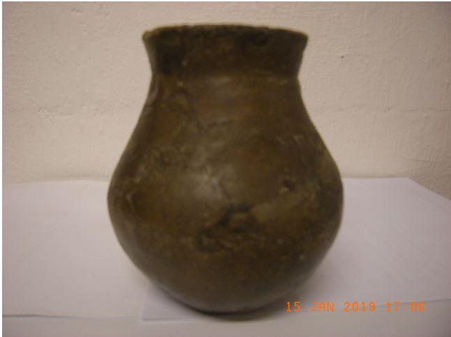 Krukke fra Romersk Jernalder