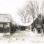 Smedjen i Hadbjerg og beboelseshuset